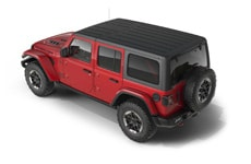 Black Freedom Top® Three-Piece Hardtop
