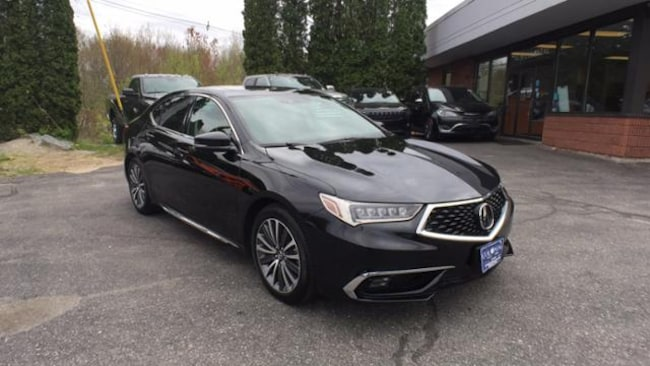 2018 Acura TLX 3.5L SH-AWD w/Advance Pkg Car