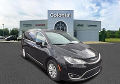 New 2018 Chrysler Pacifica in Hudson, MA