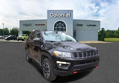 New 2019 Jeep Compass TRAILHAWK 4X4 Sport Utility in Hudson, MA