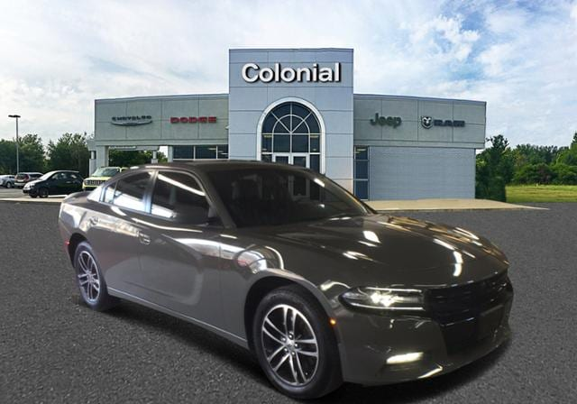 2018 Dodge Charger Car