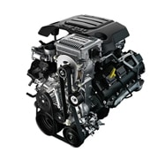 5.7L HEMI V8 ENGINE WITH ETORQUE