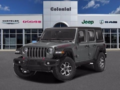 Buy a 2021 Jeep Wrangler UNLIMITED RUBICON 4X4 Sport Utility For Sale Hudson, MA