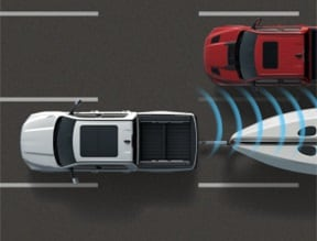 Blind Spot Monitoring with Rear Cross Path and Automatic Trailer Detection