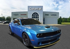 New 2018 Dodge Challenger SRT HELLCAT WIDEBODY Coupe in Hudson, MA