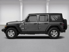Buy a 2020 Jeep Wrangler UNLIMITED SAHARA 4X4 Sport Utility For Sale Hudson, MA