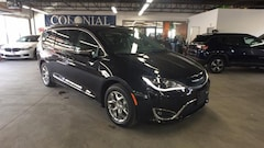Certified 2019 Chrysler Pacifica in Hudson, MA