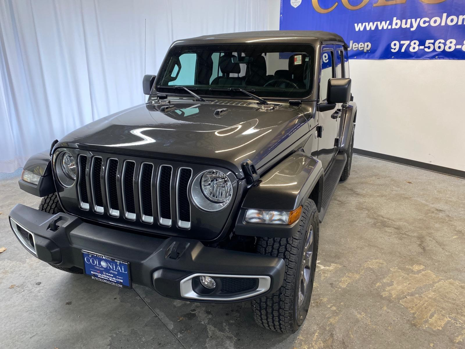 2018 Jeep Wrangler Unlimited Sport Utility