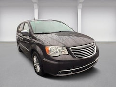 Used 2015 Chrysler Town & Country in Hudson, MA