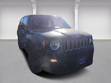 2016 Jeep Renegade 4WD 4dr Sport Sport Utility