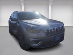 Certified 2019 Jeep Cherokee in Hudson, MA