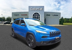 New 2018 Jeep Cherokee LIMITED 4X4 Sport Utility 1C4PJMDB2JD610331 in Hudson, MA