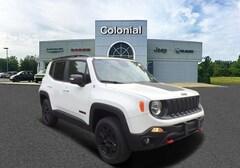 New 2018 Jeep Renegade TRAILHAWK 4X4 Sport Utility in Hudson, MA
