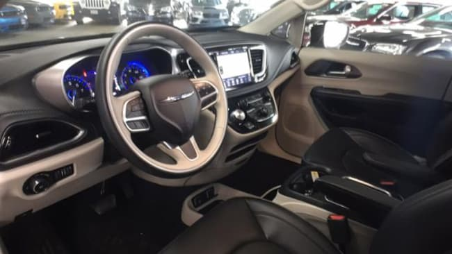Certified Used 2019 Chrysler Pacifica For Sale Hudson MA ...