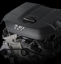 3.6L PENTASTAR V6 ENGINE