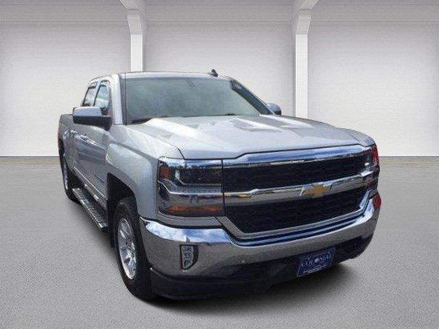 2017 Chevrolet Silverado 1500 4WD Double Cab 143.5 LT w/1LT Extended Cab Pickup