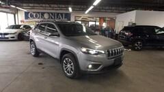 Buy a 2019 Jeep Cherokee For Sale Hudson, MA