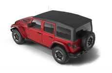 Zipperless Sunrider® Soft Top