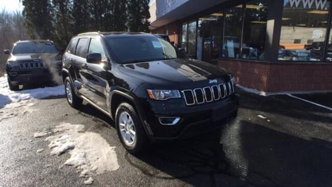 2018 Jeep Grand Cherokee Laredo 4x4 SUV