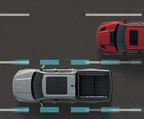 Lane Departure Warning-Plus