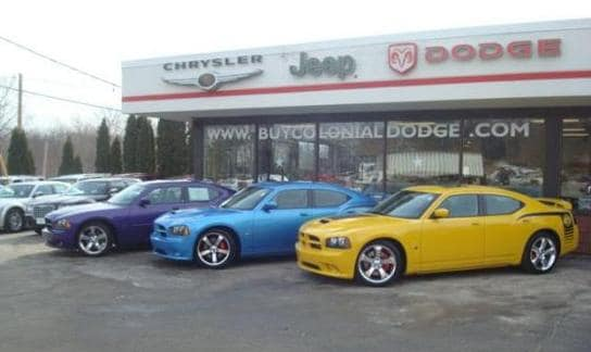 With Colonial Dodge Chrysler Jeep By Your Side, Your Search For Auto Parts  In Hudson Is A Breeze