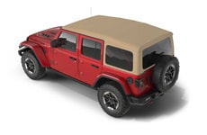 Premium Tan Sunrider® Soft Top
