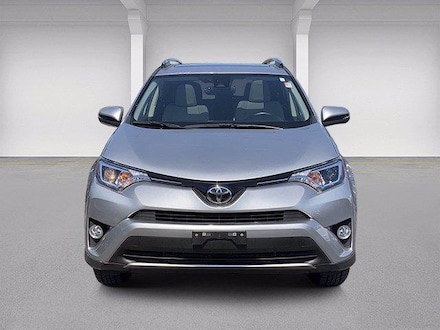2018 Toyota RAV4 XLE AWD Sport Utility