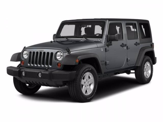 2015 Jeep Wrangler Unlimited Sport Utility