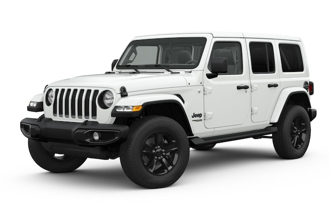 2019 Jeep Wrangler UNLIMITED SAHARA ALTITUDE 4X4 Sport Utility