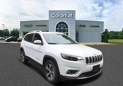 Buy a 2019 Jeep Cherokee For Sale Hudson, MA