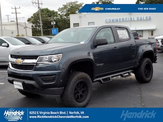 2019 Chevrolet Colorado 4WD Work Truck Pickup