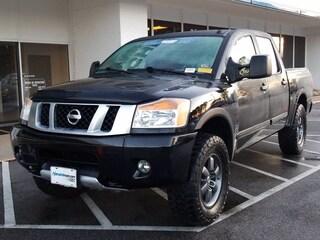 2014 Nissan Titan PRO-4X Pickup