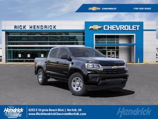 2021 Chevrolet Colorado 2WD Work Truck Pickup