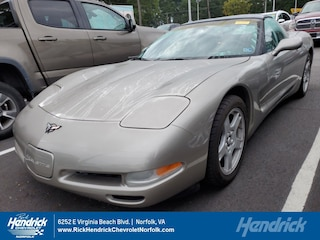 1999 Chevrolet Corvette 2dr Cpe Coupe