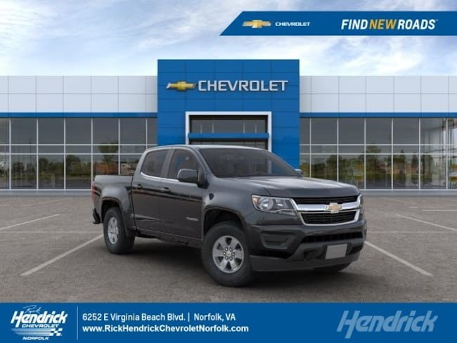 2019 Chevrolet Colorado 2WD Work Truck Pickup