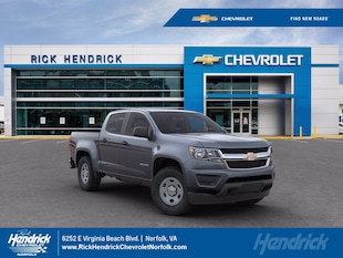 2020 Chevrolet Colorado 2WD Work Truck Pickup