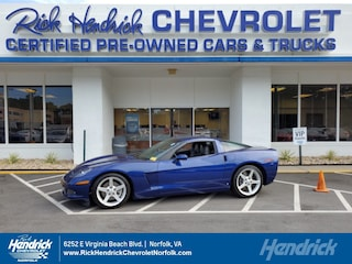 2007 Chevrolet Corvette 2dr Cpe Coupe