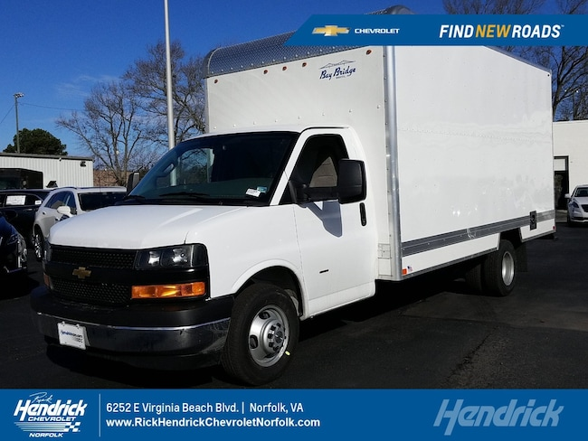 2018 Chevrolet Express Commercial Cutaway 3500 Van 159 Specialty