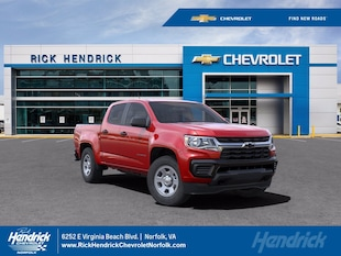 2021 Chevrolet Colorado 4WD Work Truck Pickup