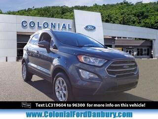 Bargain Used 2020 Ford EcoSport SE SUV in Danbury, CT