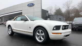 Bargain Used 2009 Ford Mustang V6 Premium Convertible in Danbury, CT