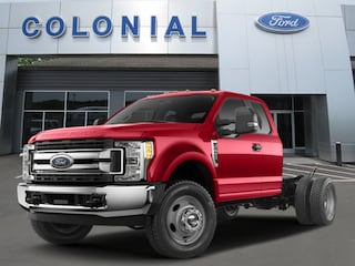 New 2019 Ford Chassis Cab F-550 XL Commercial-truck in Danbury, CT
