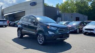 2018 Ford EcoSport Titanium SUV in Danbury, CT