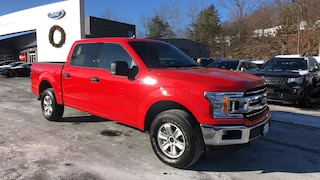 Certified Used 2019 Ford F-150 4WD SuperCrew Cab Truck SuperCrew Cab in Danbury, CT