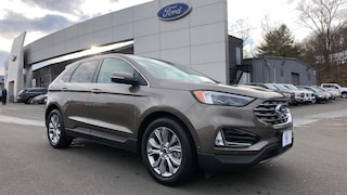 Certified Used 2019 Ford Edge Titanium SUV in Danbury, CT