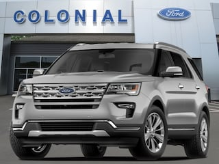 New 2018 Ford Explorer Limited SUV in Danbury, CT