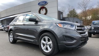 Used 2017 Ford Edge SE SUV in Danbury, CT