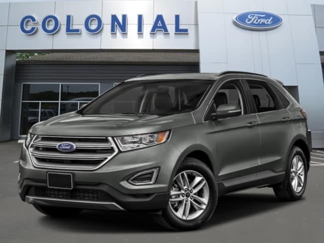 Colonial Ford Danbury Ct >> New New 2018 Ford Edge For Sale In Danbury Ct Stock J1569