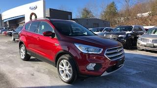 Certified Used 2017 Ford Escape SE SUV in Danbury, CT