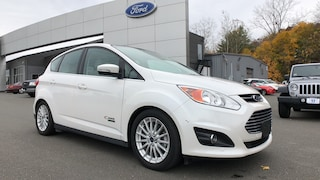 Certified Used 2015 Ford C-Max Energi SEL Hatchback in Danbury, CT